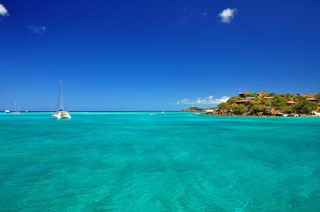 Britské Panenské ostrovy, 1. část