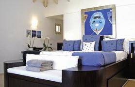 Ostrov Sv. Bartoloměj s hotelem Eden Rock - ubytování