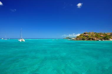 Karibik a Britské Panenské ostrovy