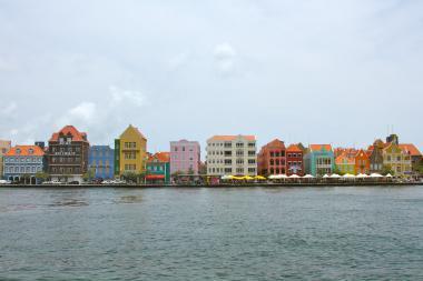 Ostrov Curacao
