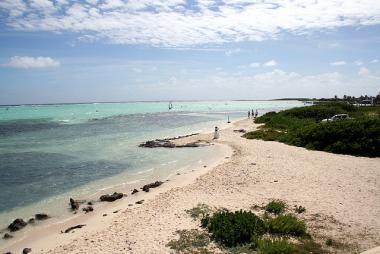 Pobřeží ostrova Bonaire, Karibik