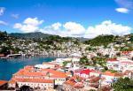 Grenada a hlavní město Saint George's