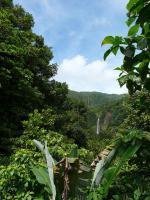 Guadeloupský ostrov Basse-Terre